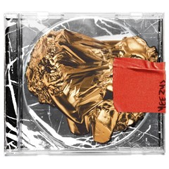 Yeezus, I can't believe this is the cover of Yeezus