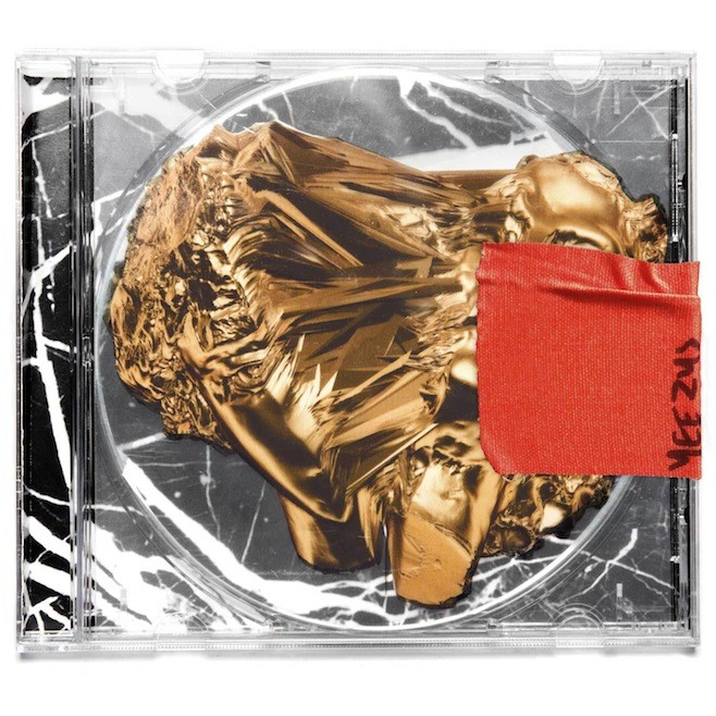 Yeezus, I cant believe this is the cover of Yeezus