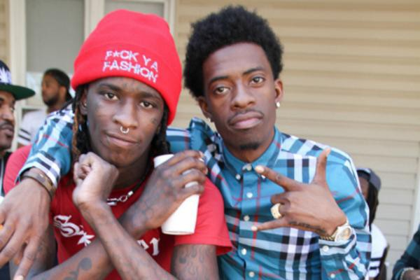 Rich Gang Tour with Rich Homie Quan, Birdman, and Young Thug