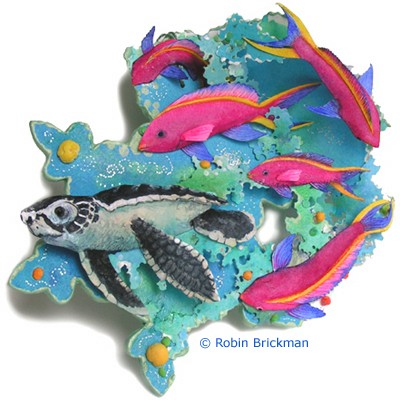 3D Paper Landscaping with Robin Brickman