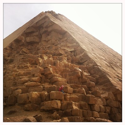Egypt's Pyramids and Temples