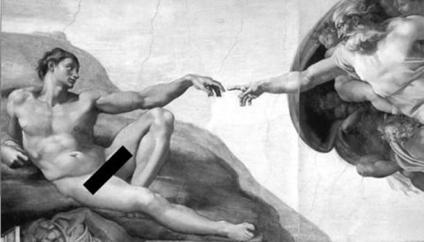 A radical Christian reinterpretation of the Sistine Chapel