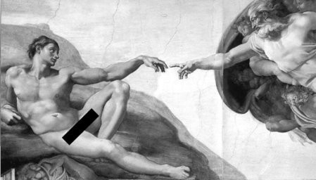 A radical Christian reinterpretation of the Sistine Chapel