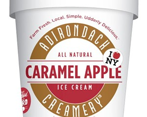 Adirondack Creamery's new limited-edition ice cream flavor hits the shelves of Brooklyn's Whole Food Market and Mid-Hudson Valley locations of Adams Fairacre Farms.