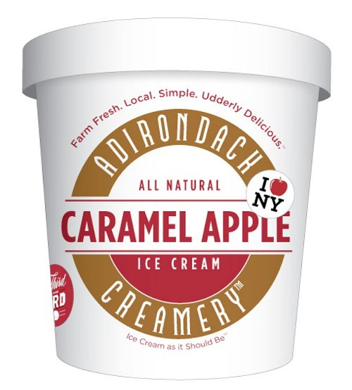 Adirondack Creamerys new limited-edition ice cream flavor hits the shelves of Brooklyn's Whole Food Market and Mid-Hudson Valley locations of Adams Fairacre Farms.