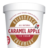 Adirondack Creamery Releases 100% Locally Flavored Ice Cream