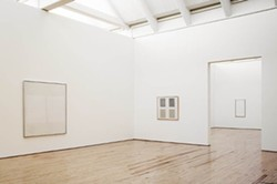 PHOTO: BILL JACOBSON - Agnes Martin, installation view, Dia:Beacon, Riggio Galleries.