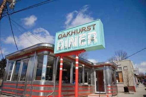 Amenia; Oakhurst Diner - STEFFEN THALEMANN