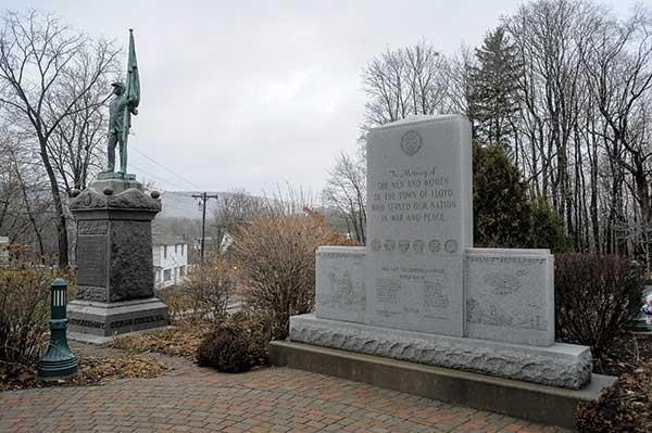 American Legion Memorial Park - DAVID MORRIS CUNNINGHAM