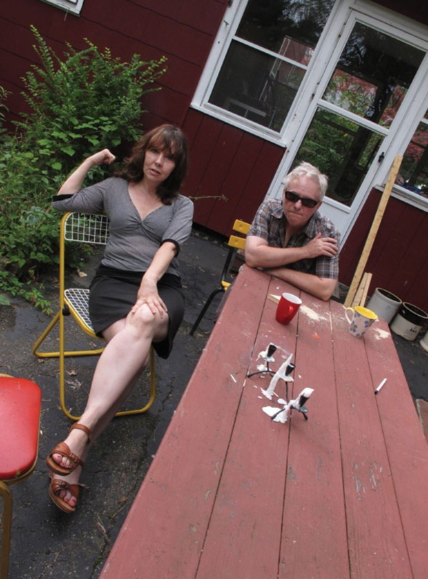 Amy Rigby, Wreckless Eric.