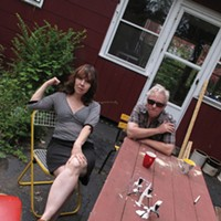 Fly the Friendly Skies with Wreckless Eric and Amy Rigby
