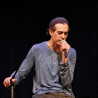 An Acoustic Evening with Matisyahu