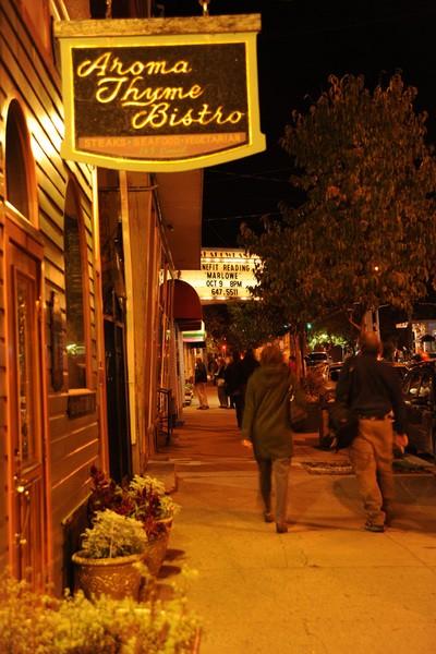 Aroma Thyme Bistro in Ellenville - KELLY MERCHANT