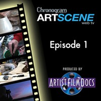 ArtScene Web TV: Episode 1