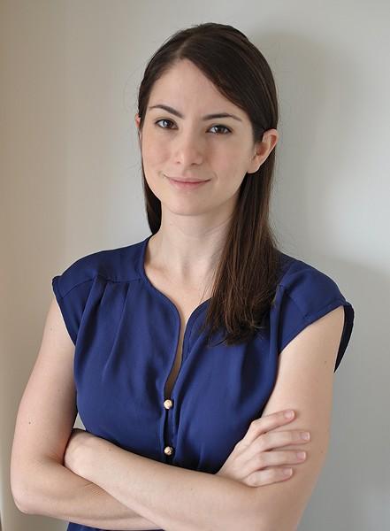 Author Emily Matchar.