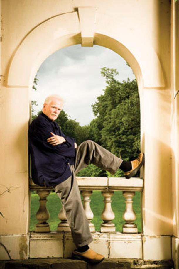 Author Robert Kelly. - JENNIFER MAY
