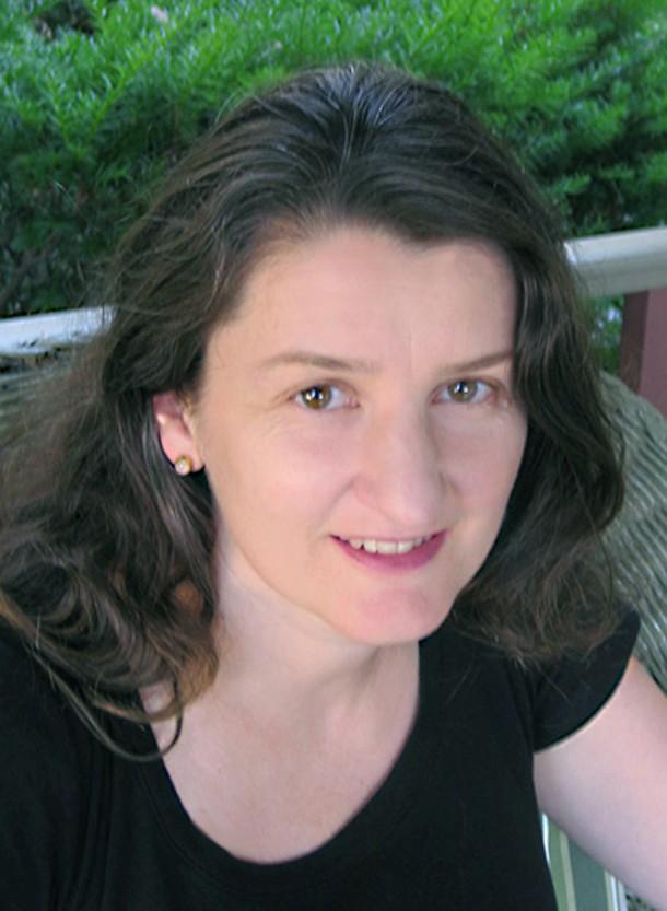 Author Sara Eckel