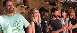 Aviram Rozin in Haiti