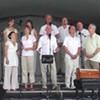 Baird Hersey and Prana Sing in Kingston