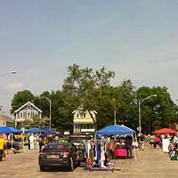 Sunday Shopping at the Beacon Flea Market