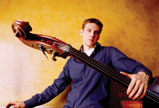 Ben Allison performs at The Falcon in Marlboro on January 15.