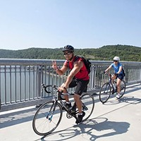 Bike New York Hosts Fourth Annual Discover Hudson Valley Ride