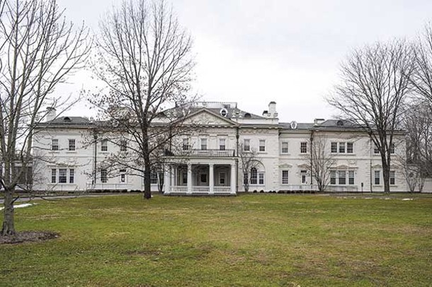 Blithewood Mansion, Bard College - DAVID MORRIS CUNNINGHAM