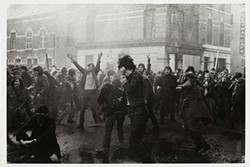 Bloody Sunday. Derry, Ireland, 1972. - GILLES PERESS