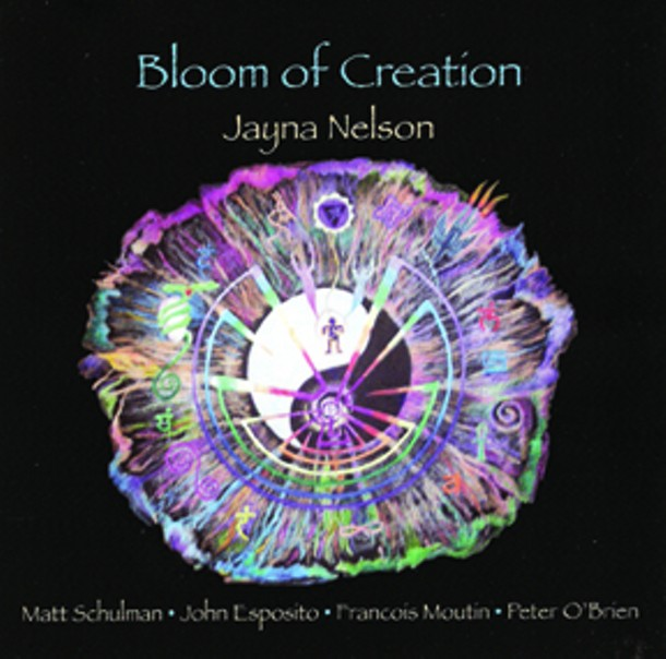 """Bloom of Creation"" by Jayna Nelson."