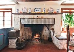 Robert Sweeney and Eddie Cattuzzo's Flatbush Stone Home