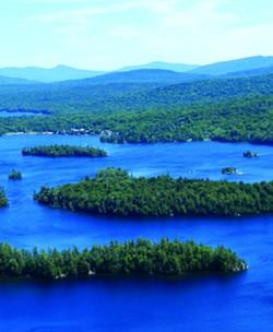 SHANNON HOULIHAN - Blue Mountain Lake