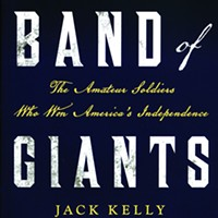 Book Review: Band of Giants: The Amateur Soldiers Who Won America's Independence