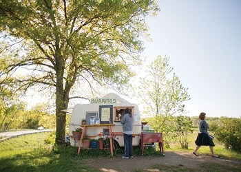 On a Roll Food Trucks of the Hudson Valley