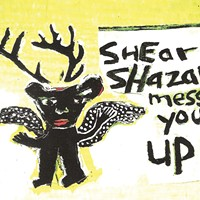 """CD Review: Shear Shazar's """"Mess You Up"""""""