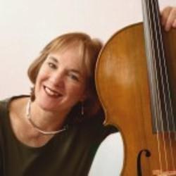 Cellist Abby Newton