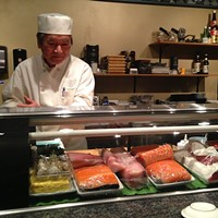 Sushi Makio in Kingston serves Omakse dinner & superb sushi
