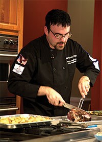 Chef Vincent Tropepe