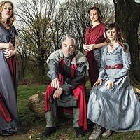 """Hudson Valley Shakespeare Festival's """"King Lear"""""""