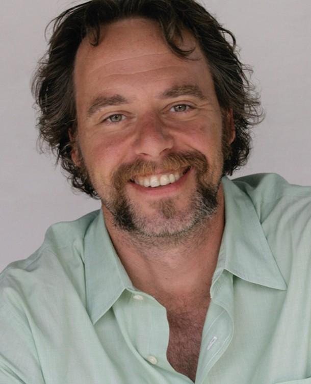 Chronogram Editor Brian K. Mahoney - FIONN REILLY