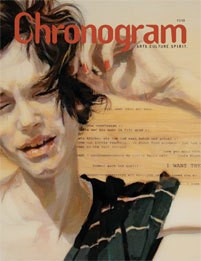 Chronogram November 2010 issue