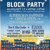 Chronogram's 20th Anniversary Block Party