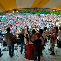 Clearwater's Great Hudson River Revival at Croton Point Park This Weekend