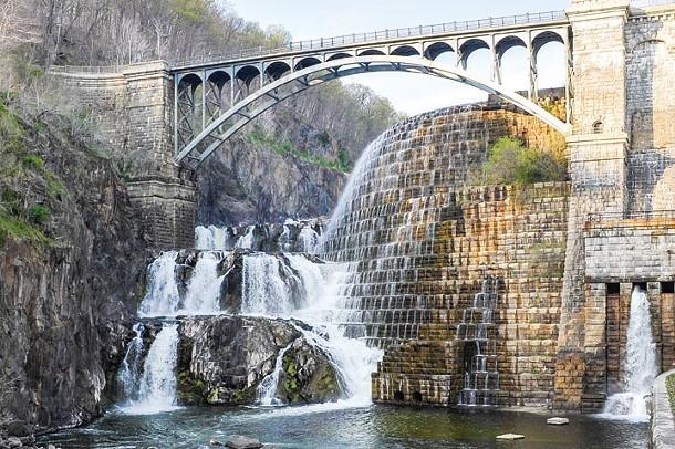 Croton Gorge Park in Cortlandt. - DAVID MORRIS CUNNINGHAM