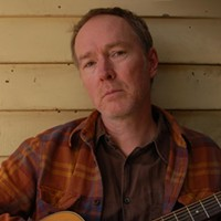 Curtis Harvey Plays Hudson Tomorrow Night