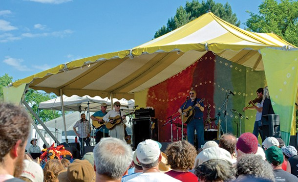 David Bromberg performs at the Clearwater Festival on June 15 and 16.
