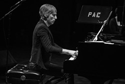 David Friend, pianist