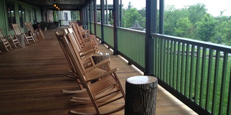 Day-trip: Mohonk Mountain House in New Paltz