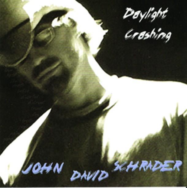 """""""Daylight Crashing"""" by John Schrader."""