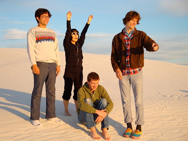 Deerhoof - RICHARD SAUNIER