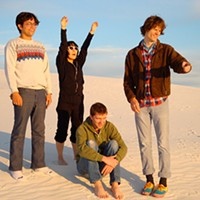 Deerhoof Trots into Capital Region